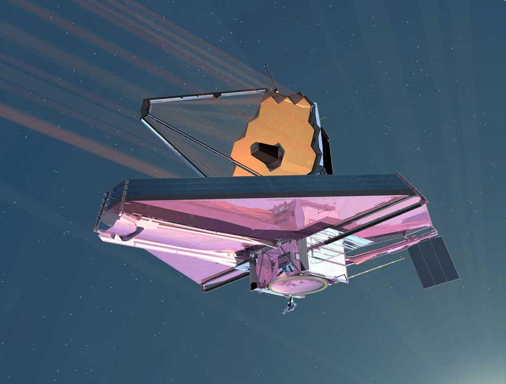 El Telescopio Espacial JAMES WEBB-JWST – ASOC. PASIÓN POR ...