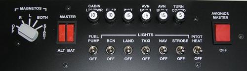 panel-de-luces