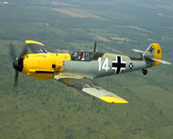 messerschmitt bf 109 coloring pages - photo#34