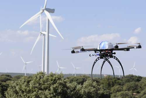 drones-en-parques-eolicos