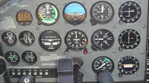 panel instrumentos