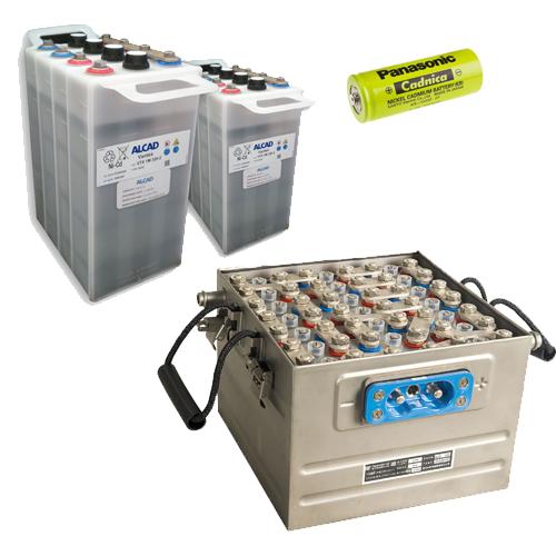 baterias niquel-cadmio