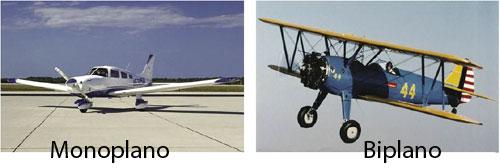 monoplanos-y-biplanos