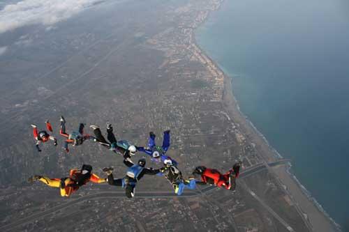 grandes-formaciones paracaidistas